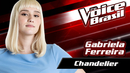 Chandelier(The Voice Brasil 2016 / Audio)/Gabriela Ferreira