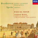 Beethoven: Quintet for Piano & Winds / Spohr: Wind Septet/Pascal Rogé, Michael Collins, Robin O'Neill, Richard Watkins