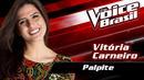 Palpite(The Voice Brasil 2016 / Audio)/Vitória Carneiro