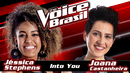 Into You(The Voice Brasil 2016 / Audio)/Jéssica Stephens, Joana Castanheira