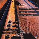 Bach: Complete Sonatas For Viola Da Gamba And Harpsichord/Neal Peres Da Costa, Daniel Yeadon