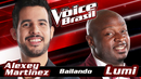 Bailando(The Voice Brasil 2016 / Audio)/Alexey Martinez, Lumi