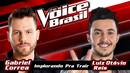 Me Chamando Pra Trair (Implorando Pra Trair) (The Voice Brasil 2016 / Audio)/Gabriel Correa, Luiz Otávio Reis