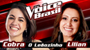 O Leãozinho(The Voice Brasil 2016 / Audio)/Cobra, Lilian
