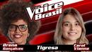 Tigresa(The Voice Brasil 2016 / Audio)/Brena Gonçalves, Carol Vianna