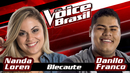 Blecaute(The Voice Brasil 2016 / Audio)/Nanda Loren, Danilo Franco