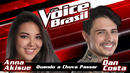 Quando A Chuva Passar(The Voice Brasil 2016 / Audio)/Anna Akisue, Dan Costa