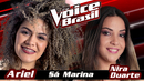 Sá Marina(The Voice Brasil 2016 / Audio)/Ariel, Nira Duarte