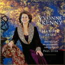 Handel: Arias/Australian Brandenburg Orchestra, Yvonne Kenny, Paul Dyer