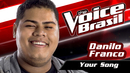 Your Song(The Voice Brasil 2016 / Audio)/Danilo Franco