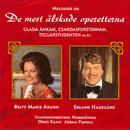 Melodier ur de mest älskade operetterna/Britt-Marie Aruhn, Erland Hagegård, Symfoniorkestern Norrköping, Okko Kamu, Jorma Panula