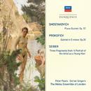 Shostakovich: Piano Quintet; Prokofiev: Quintet In G Minor; Seiber: Three Fragments/Sir Peter Pears, Dorian Singers, Melos Ensemble
