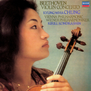 Beethoven: Violin Concerto/Kyung Wha Chung, Wiener Philharmoniker, Kirill Kondrashin