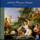 French Baroque Cantatas/Taryn Fiebig, Fiona Campbell, Ensemble Battistin