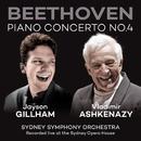 Beethoven: Piano Concerto No. 4/Jayson Gillham, Sydney Symphony Orchestra, Vladimir Ashkenazy