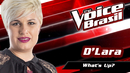 What's Up(The Voice Brasil 2016 / Audio)/D'Lara