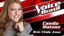 Bem-Vindo Amor (The Voice Brasil 2016 / Audio)/Camila Matoso