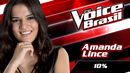 10% (The Voice Brasil 2016 / Audio)/Amanda Lince