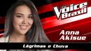 Lágrimas E Chuva (The Voice Brasil 2016 / Audio)/Anna Akisue