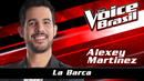 La Barca(The Voice Brasil 2016 / Audio)/Alexey Martinez