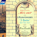 Mozart: Piano Concertos Nos. 11 - 13/Peter Frankl, Jose Luis Garcia, Simon Lewis, Quintin Ballardie, Olga Hegedus, Stephen Williams
