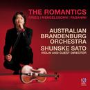 The Romantics: Grieg - Mendelssohn - Paganini/Shunske Sato, Australian Brandenburg Orchestra