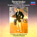 Stravinsky: Symphony in C; Symphony in Three Movements/Charles Dutoit, L'Orchestre de la Suisse Romande
