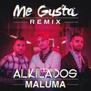 Me Gusta (Remix)/Alkilados, Maluma