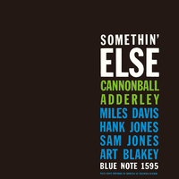 サムシン・エルス +2(The Masterworks)/Cannonball Adderley & Miles Davis
