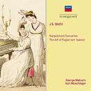 J.S. Bach: Harpsichord Concertos / The Art Of Fugue/George Malcolm, Karl Munchinger, Members of the Philomusica of London, Stuttgarter Kammerorchester