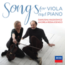 Songs For Viola And Piano/Danusha Waskiewicz, Andrea Rebaudengo