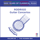 Rodrigo: Guitar Concertos (1000 Years Of Classical Music, Vol. 89)/Slava Grigoryan, Leonard Grigoryan, Queensland Symphony Orchestra, Brett Kelly