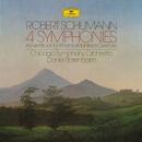 """Schumann: 4 Symphonies, """"Manfred""""- Ouverture/Chicago Symphony Orchestra, Daniel Barenboim"""