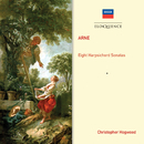 Arne: Eight Harpsichord Sonatas/Christopher Hogwood