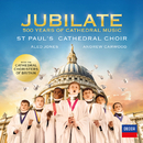 Jubilate - 500 Years Of Cathedral Music/St. Paul's Cathedral Choir, Cathedral Choristers of Britain, Aled Jones, Andrew Carwood