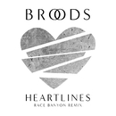 Heartlines (Race Banyon Remix)/Broods