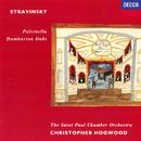 Stravinsky: Pulcinella; Dumbarton Oaks / Gallo: Sonatas / Pergolesi: Sinfonia/Christopher Hogwood, St. Paul Chamber Orchestra