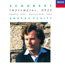 Schubert: 4 Impromptus; 3 Piano Pieces; 12 German Dances; Allegretto/András Schiff