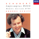 Schubert: Impromptus; Moments Musicaux; 6 German Dances/András Schiff