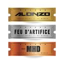 Feu d'artifice (feat. MHD)/Alonzo