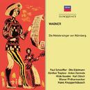 Wagner: Die Meistersinger von Nürnberg/Hans Knappertsbusch, Wiener Staatsopernchor, Wiener Philharmoniker, Paul Schoeffler, Günther Treptow, Anton Dermota, Karl Dönch, Hilde Gueden, Otto Edelmann
