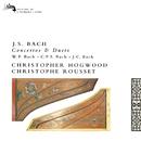 Bach, J.S., W.F., C.P.E & J.C.: Works for Two Harpsichords/Christophe Rousset, Christopher Hogwood