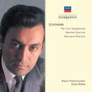 Schumann: The Four Symphonies; Manfred Overture; Genoveva Overture/Wiener Philharmoniker, Zubin Mehta