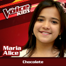 Chocolate (Ao Vivo / The Voice Brasil Kids 2017)/Maria Alice