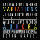 Lloyd Webber: Variations / William Lloyd Webber: Aurora/Julian Lloyd Webber, London Philharmonic Orchestra, Lorin Maazel