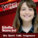 We Don't Talk Anymore (Ao Vivo / The Voice Brasil Kids 2017)/Giulia Soncini