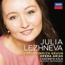 Graun: Opera  Arias/Julia Lezhneva, Concerto Köln, Mikhail Antonenko