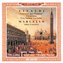 Marcello: Oboe Concerto / Vivaldi: 2 Cantatas; Recorder Concerto in C; Trio Sonata in B minor/Christopher Hogwood, Emma Kirkby, Clare Shanks, Michael Copley, The Academy of Ancient Music