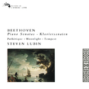 Beethoven: Piano Sonatas Nos. 8, 14 & 17/Steven Lubin