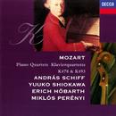 Mozart: Piano Quartets Nos. 1 & 2/András Schiff, Yuuko Shiokawa, Miklós Perényi, Erich Höbarth